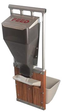 ein ifeed Futterautomat